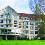 Kurpark Bad König Residenz Senioren