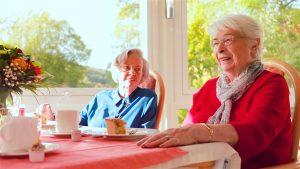 Senioren Urlaub Leben