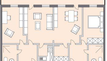 4-Zimmer-Wohnung Schlangenbad